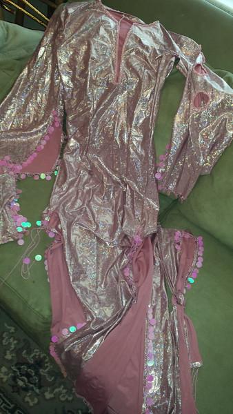 Pink dress- $125 New