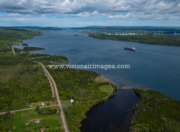 Port Hawkesbury Aerial _JUNE2020