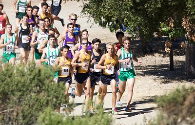 161001 - GHS XC SENIOR BOYS (SCOTT BAUHS INVITATIONAL)