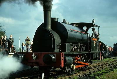 Chasewater Railway, 1977