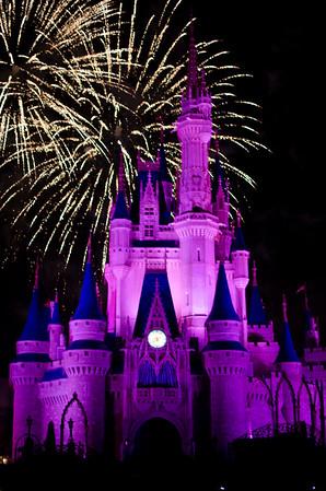 Walt Disney World - FL - 103115 - 110615