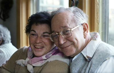 Ralph and Bea Levy Davis