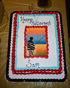 Sam's Retirement
