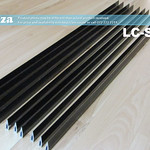 SKU: LC-SLAT, 10 Pieces of 900mm Length Aluminum Slats for Cabinet Laser Machine Table