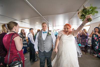 Aubrey and James Ceremony
