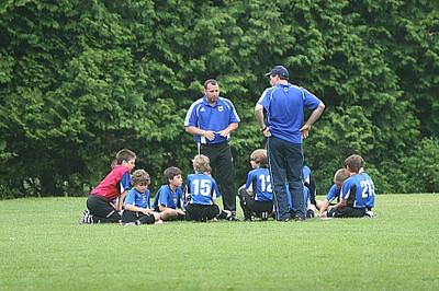 U10 Boys Essex United Hornets vs Chazy SC Green