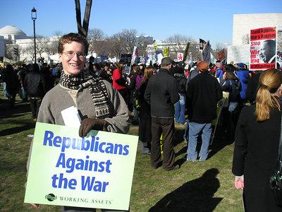 DC Iraq War Protest