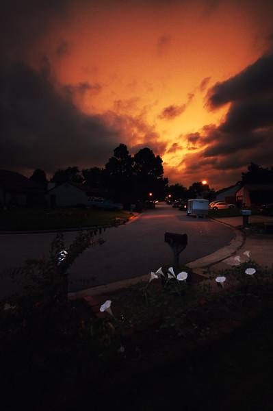 08/28/2012 - Storm brewing