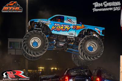 August 14th, Monster Trucks