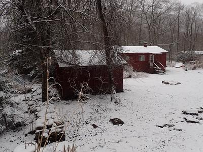 Red Creek cabin