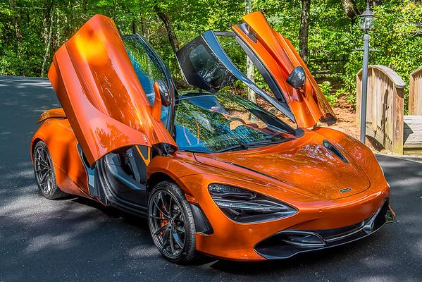 Buzz's McLaren - 8-12-17