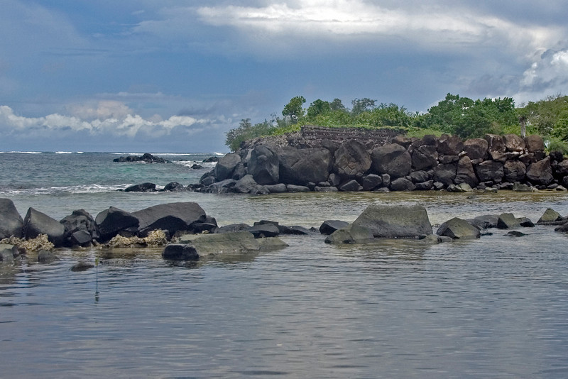 Nan Modal Harbor - Pohnpei, Micronesia