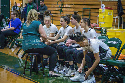 2018-2019 Steinert Girls Basketball