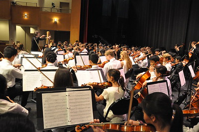 Spring Orchestra Concert 2017