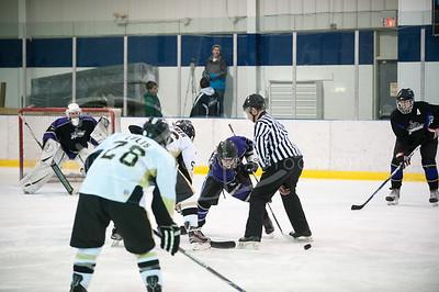 Chantilly Chargers Ice Hockey v Paul VI, Friday, February 03, 2012