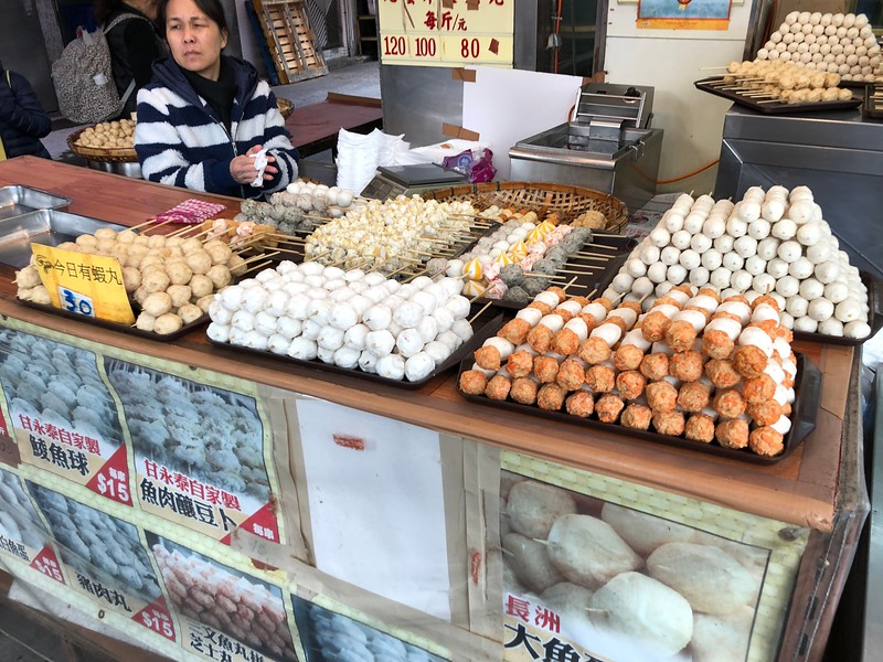Cheung Chau Fishball