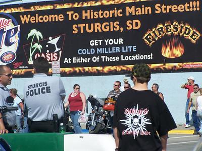 Sturgis-August 2007
