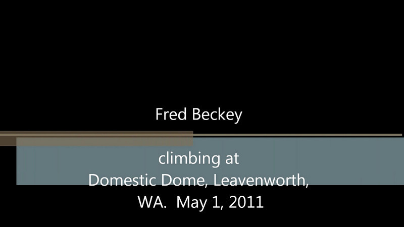 Fred Beckey.mov