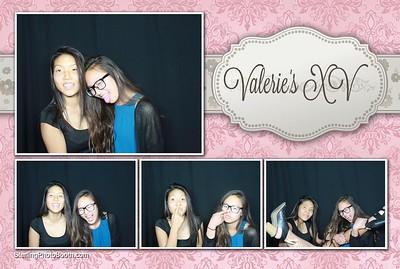 Valerie's XV