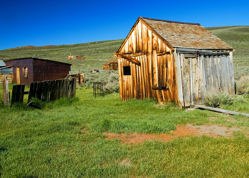 bodie shack