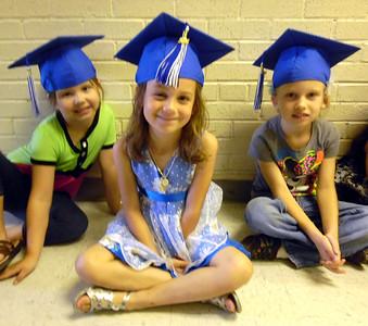 Celeste Kindergarten Graduation