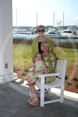 Easter at The Yacht Club 2011- Boat View