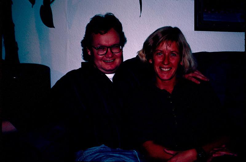 Jochen and Bettina