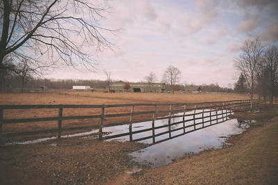 Monmouth County: Farmland