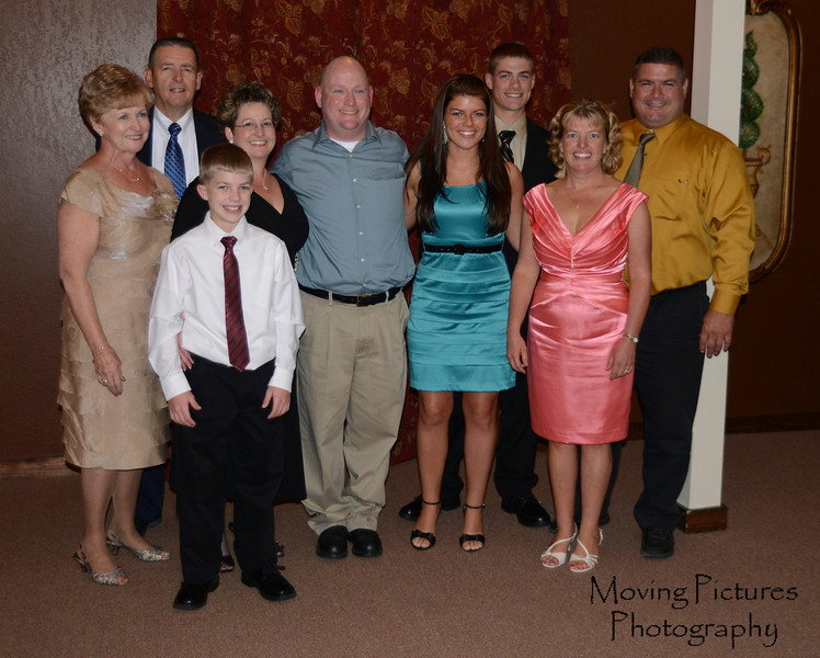Family photo - Lori's family