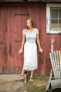 Desiree Otero- Senior Portrait Photography New England Photo Studio Western Mass