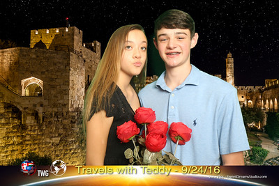 Teddy Bar Mitzvah