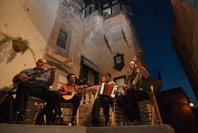 Sunny Side Folk Ensemble
