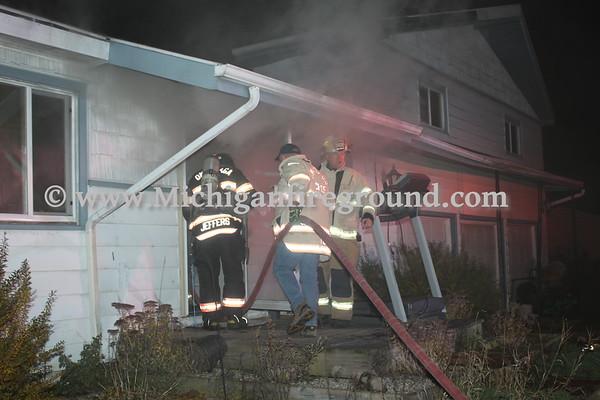 11/2/20 - Onondaga basement fire, 3069 S. Edgar Rd