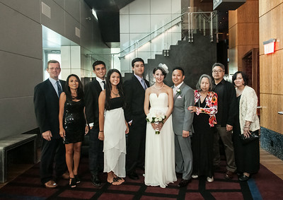 Family and Wedding Party