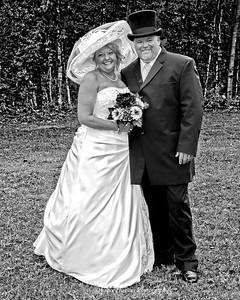 Mr and Mrs Beavers Wedding