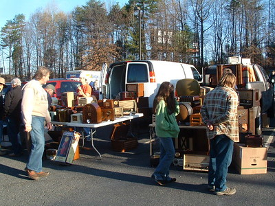 Charlotte, NC AWA Flea Market- 3/21/08