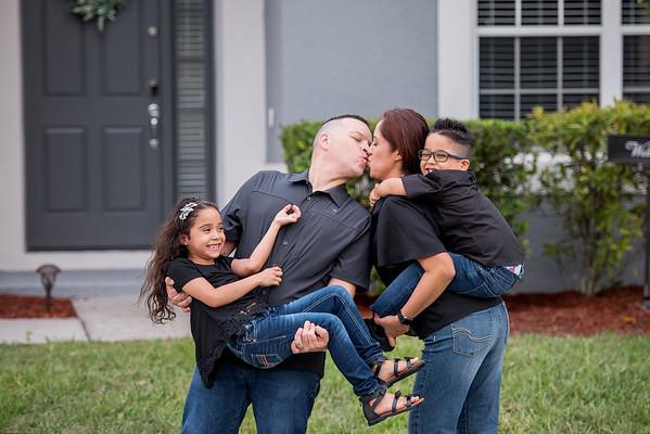 Le Gar Family April 2020