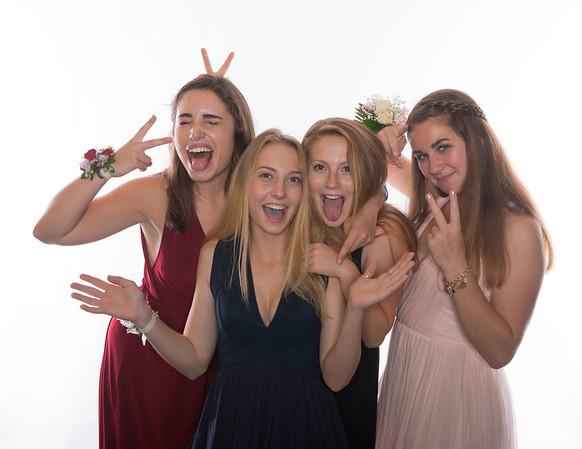 The Key School Prom 2015