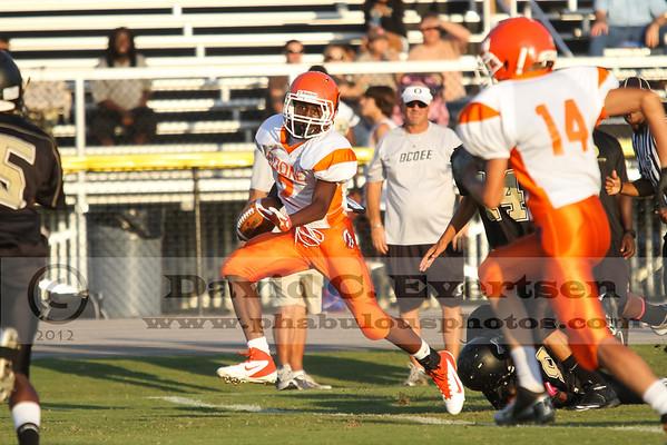 Boone Freshman Football #29 - 2012
