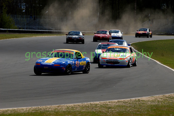 SCCA Regional Races 2008