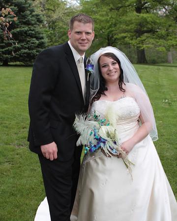 MEGAN & DAN WEDDING DAY