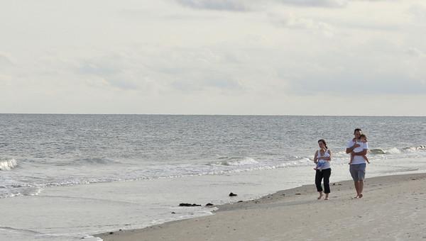 Holden Beach North Carolina Family Portraits- Ackels Family