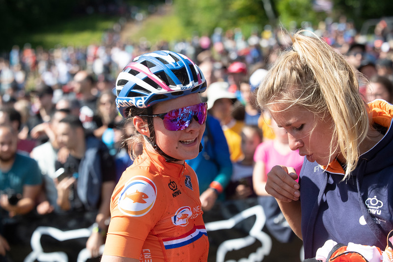 Anne Tauber (Netherlands)