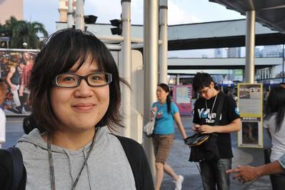 Tsim Sha Tsui Tour (04/10/2008)