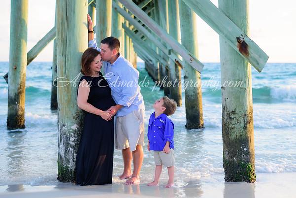 The Stafford family  |  Panama City Beach