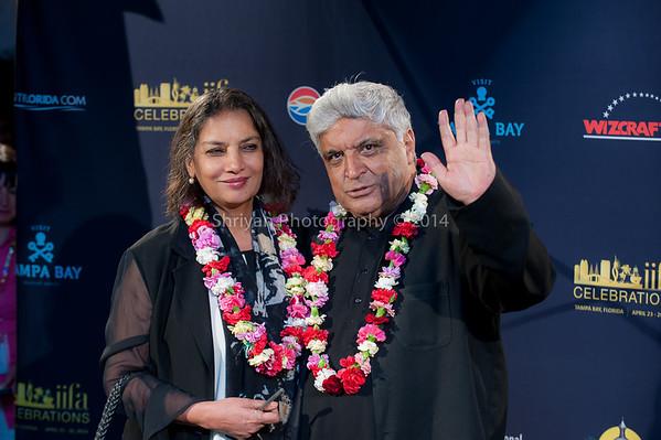 Javed Akhtar & Shabana Azmi