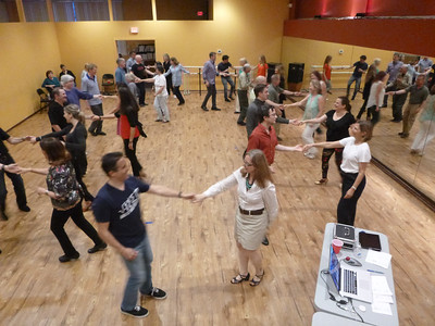 20170601 - West Coast Swing at Dance Dimensions