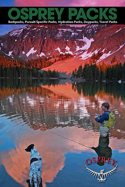 Osprey Catalog cover Fall 2010