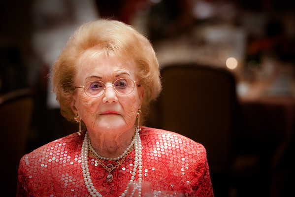 A Celebration of Life -- Yetta Bach at 100