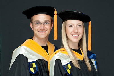 Sadie & David Graduate MCG